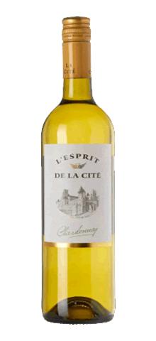 """L'ESPRIT DE LA CITE  """"Chardonnay"""